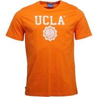 UCLA Mens Powell T-Shirt Orange Peel