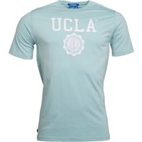 UCLA Mens Powell T-Shirt Aqua Marine
