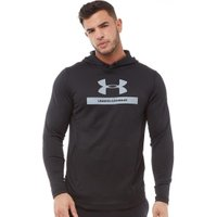 Under Armour Mens ColdGear MK-1 Terry Graphic Hoodie Black