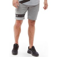 Under Armour Mens MK-1 Terry Shorts Grey