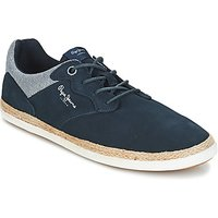 Pepe jeans  MAUI KER  men's Espadrilles / Casual Shoes in Blue