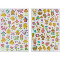 John Lewis & Partners Novelty Easter Stickers