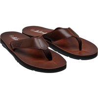 Onfire Mens Toe Post Sandals Brown