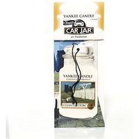 Yankee Candle Classic - Car JarClean Cotton