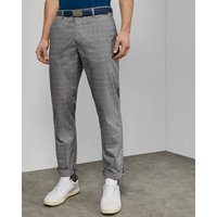 Checked Golf Trousers