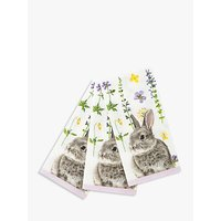 Talking Tables Truly Bunny Napkins, Pack of 20