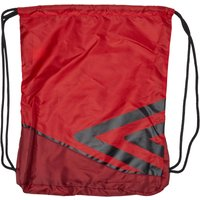 Umbro Pro Training Gymsack Red/Claret/Black