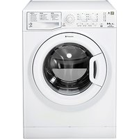 Hotpoint WDAL8640P Aquarius Washer Dryer, 8kg Wash/6kg Dry Load, A Energy Rating, 1400rpm Spin, Whit