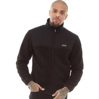 NICCE Mens Alpine Zip Through Jacket Black