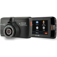 MIO MiVue 751 Quad HD Dash Cam - Black, Black