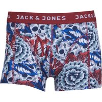 JACK AND JONES Mens Pete Trunks Rosewood