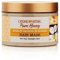 Crme of Nature Pure Honey Moisture Replenish & Strength Hair Mask