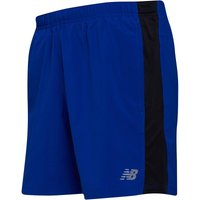 New Balance Mens Accelerate 5 Inch Running Shorts Team Royal