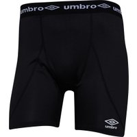 Umbro Mens Baselayer Power Shorts Black