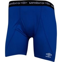 Umbro Mens Baselayer Power Shorts Royal