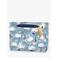 Hotchpotch Spring Swan Gift Bag