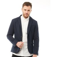 Onfire Mens Textured Blazer Navy