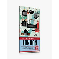 Abrams & Chronicle Books London Scratch Map