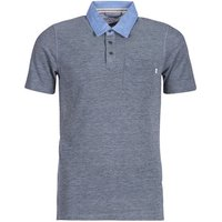 Jack   Jones  JPRDARREN  men's Polo shirt in Blue