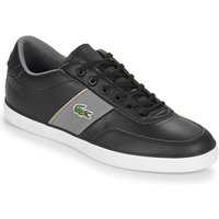 Lacoste  COURT-MASTER 318 1  men's Shoes (Trainers) in Black
