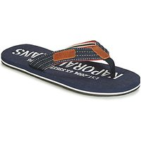 Kaporal  DOOP  men's Flip flops / Sandals (Shoes) in Blue