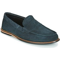 Clarks  WHITLEY FREE  men's Loafers / Casual Shoes in Blue