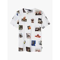 PS Paul Smith Paul's Pictures Print T-Shirt, White