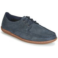 Clarks  SALTASH LACE  men's Loafers / Casual Shoes in Blue