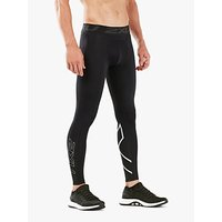 2XU Thermal Accelerate Compression Tights, Black