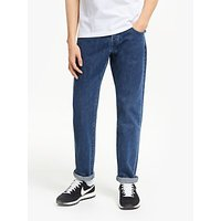 Edwin ED-55 Regular Tapered Jeans, Topias Wash