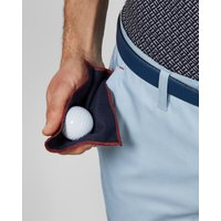 Classic Fit Golf Trousers
