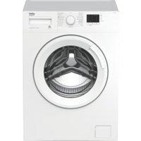 BEKO WTB840E1W 8 kg 1400 Spin Washing Machine - White, White