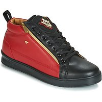 Cash Money  CMS98-BEE  men's Shoes (High-top Trainers) in Red