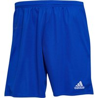 adidas Mens Parma 16 Football Shorts Blue