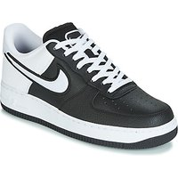 Nike  AIR FORCE 1 '07 LV8 1  men's Shoes (Trainers) in Black