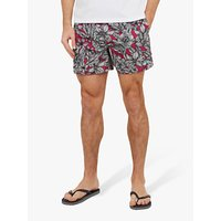 Ted Baker Pasific Floral Swim Shorts, Pink