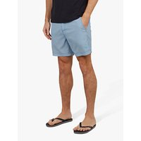 Ted Baker Seel Stripe Swim Shorts, Blue