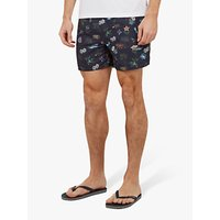 Ted Baker Arktic Swim Shorts, Navy Blue