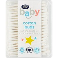 Boots Baby Cotton Buds