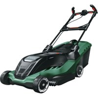 BOSCH AdvancedRotak 650 Corded Rotary Lawn Mower - Green, Green