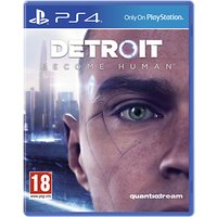 Detroit: Become Human, PS4