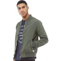 JACK AND JONES Mens Pacific Bomber Jacket Thyme