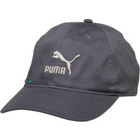 Puma Mens Logo BB Cap Iron Gate/Teal