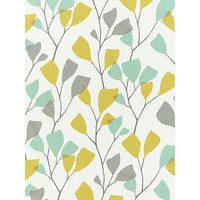 John Lewis & Partners Ines Tablecloth Fabric, Citrine