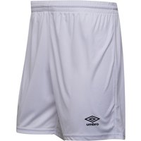 Umbro Mens Atlas Match Shorts White/Black