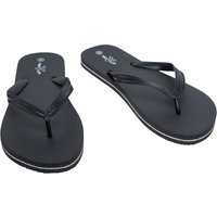 Mad Wax Mens Flip Flops Black
