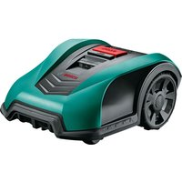 BOSCH Indego S+ 350 Connect Robot Lawn Mower - Green, Green