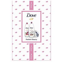 Dove Radiant Beauty Shower Duo