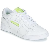 Reebok Classic  WORKOUT PLUS MU  men's Shoes (Trainers) in White