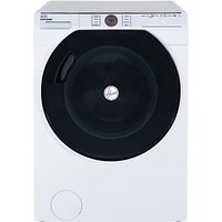 Hoover AXI AWDPD6106LH/1-80 Freestanding Washer Dryer, 10kg Wash/6kg Dry Load, 1600 rpm, A Energy Ra